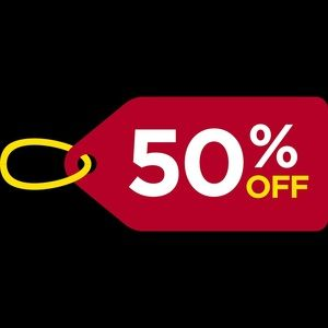 Other - 50% OFF SALE